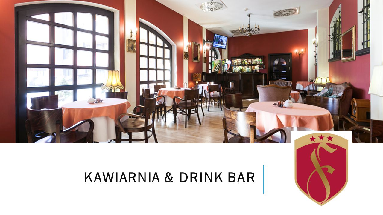 KAWIARNIA & DRINK BAR
