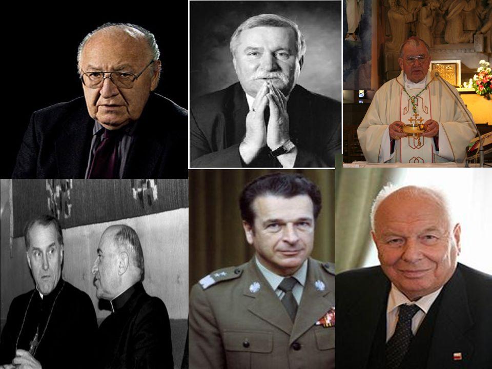 Geneza Okrągłego Stołu W połowie sierpnia 1988 roku władze PRL rozpoczęły rozmowy z opozycją spowodowane licznymi, trwającymi od kwietnia w różnych re