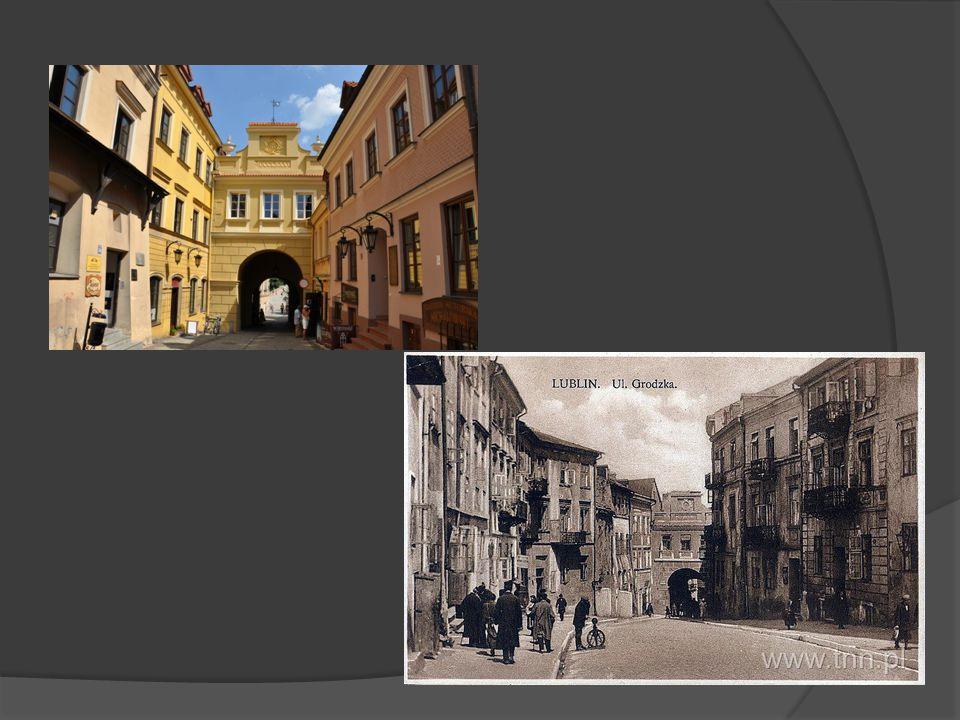 RATUSZ  Nowy Ratusz – ratusz w Lublinie wybudowany w latach 1827-1828 w stylu klasycystycznym na miejscu dawnego klasztoru karmelitów bosych.