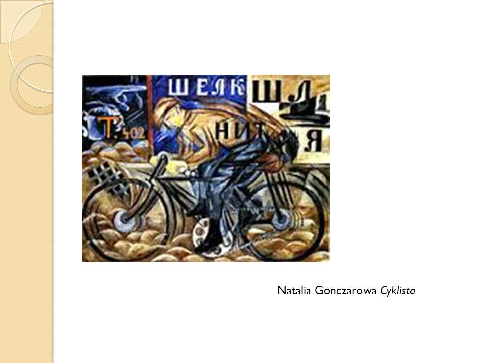 Natalia Gonczarowa Cyklista