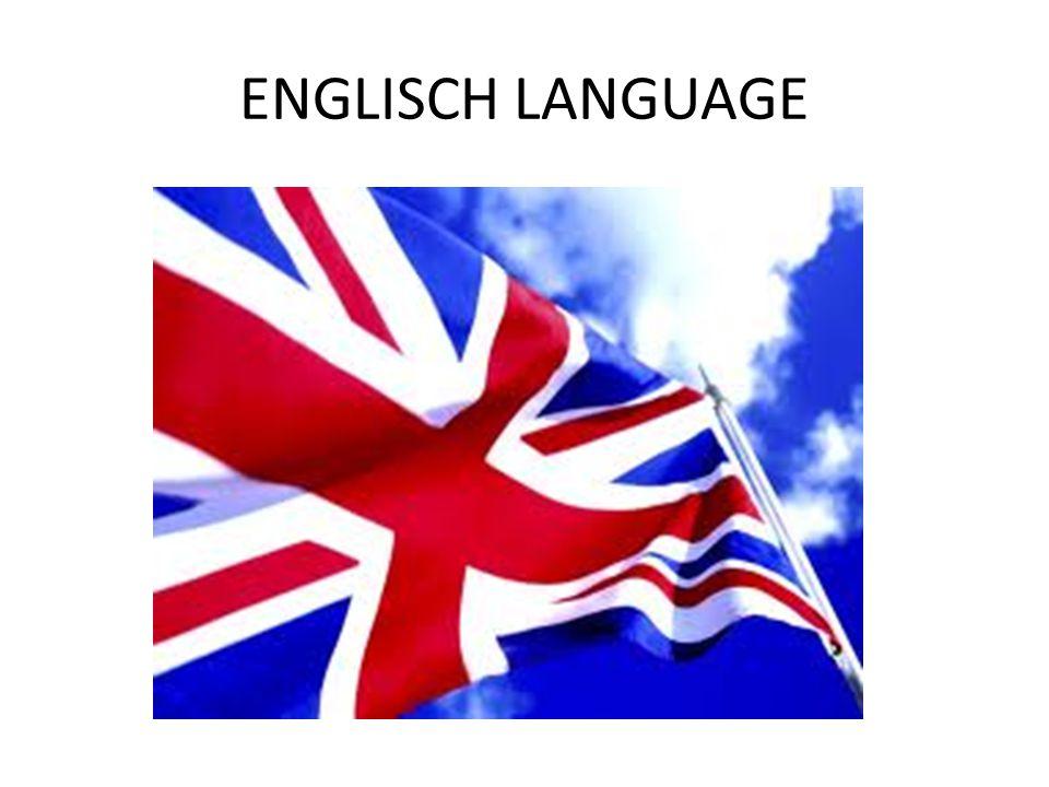 ENGLISCH LANGUAGE