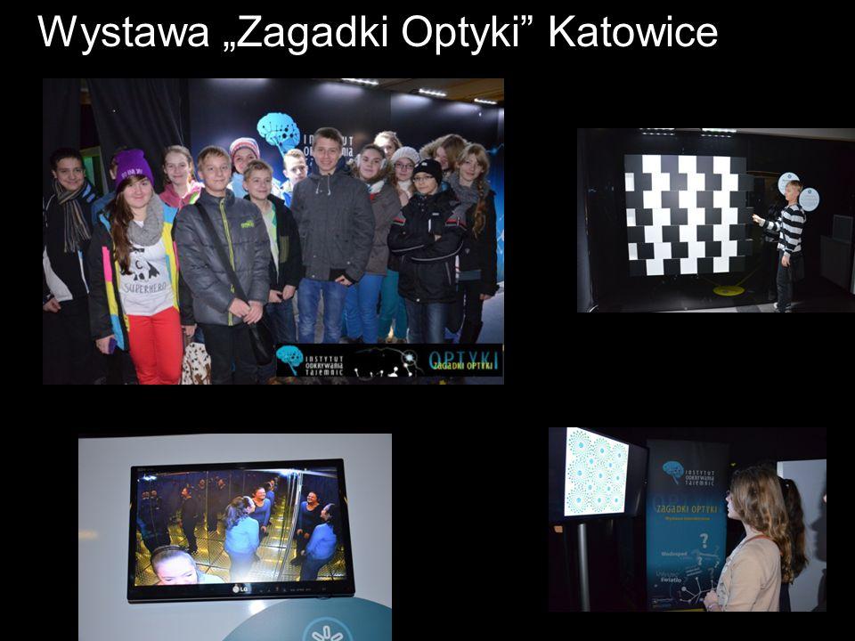 "Wystawa ""Zagadki Optyki Katowice"