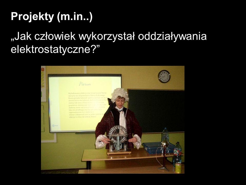 Prowadzimy stronę na facebooku https://www.facebook.com/pages/Pracownia- fizyczno-chemiczna-Gimnazjum-nr- 8/704899036187363