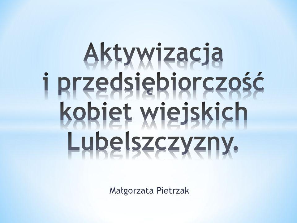 Małgorzata Pietrzak