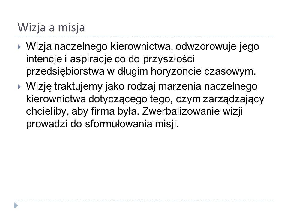 H.Cegielski – Poznań S.A. Misją H.Cegielski - Poznań S.A.
