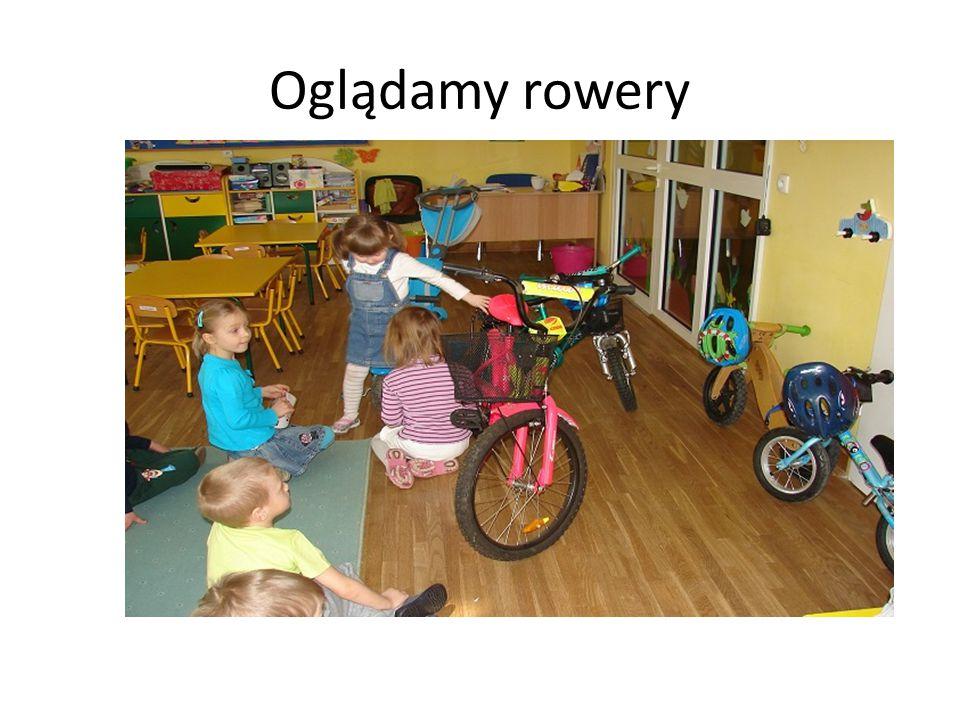 Poznajemy budowę rowera