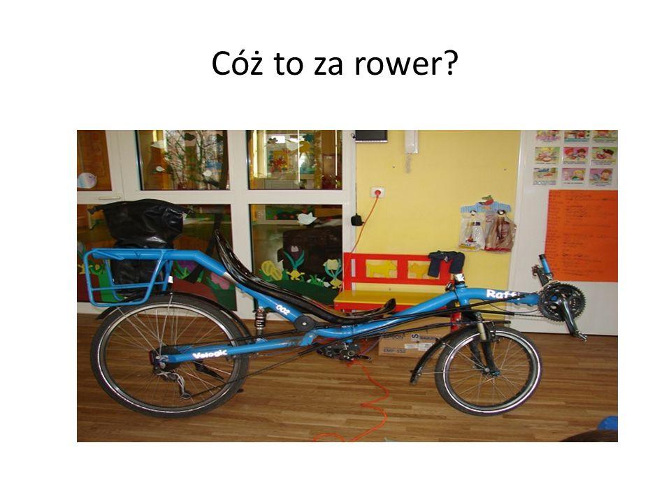 Cóż to za rower?