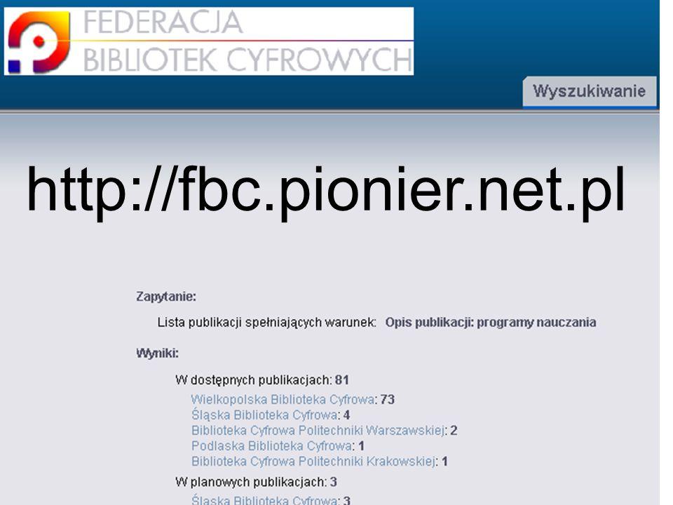 http://fbc.pionier.net.pl