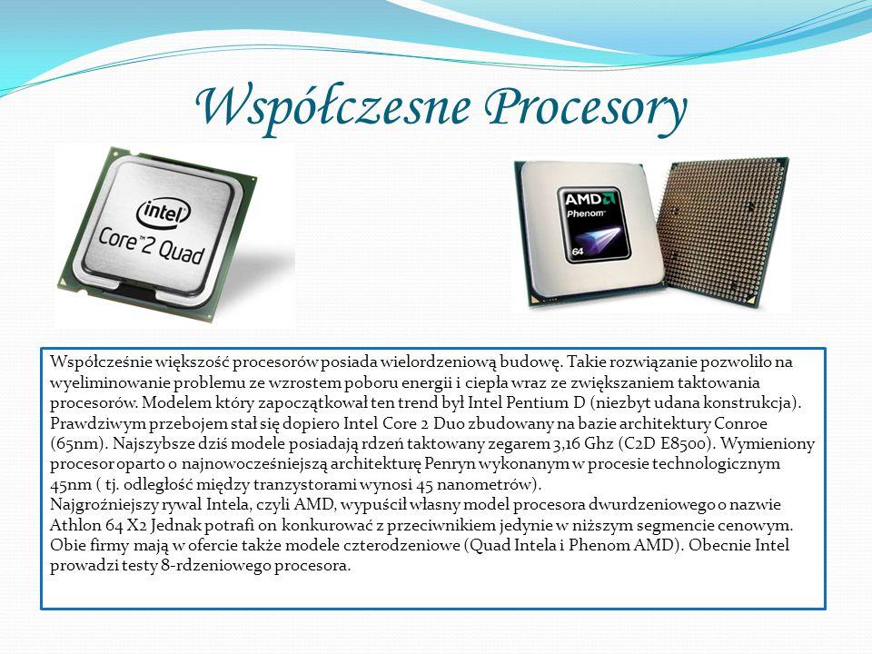 Gniazdo procesora Gniazdo procesora (ang.
