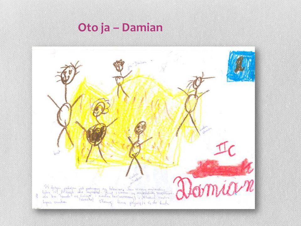 Oto ja – Damian