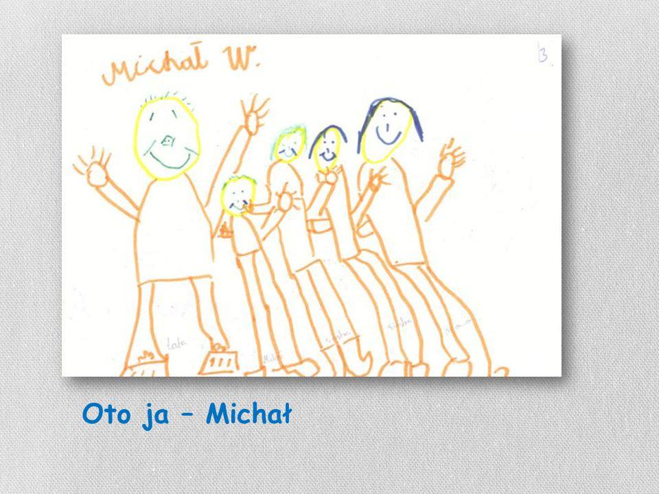 Oto ja – Michał