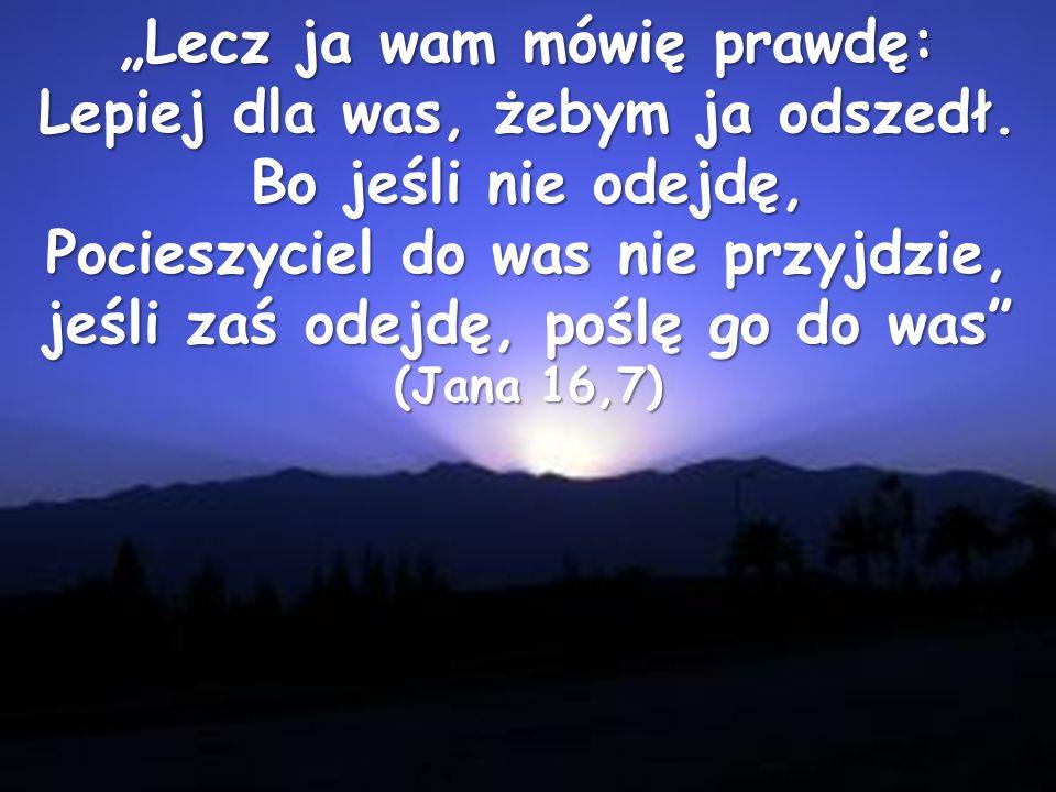 """""""Sam Bóg pokoju niech was w pełni uświęci, aby cały wasz duch, dusza i ciało zostały zachowane bez zarzutu na ponowne przyjście Pana naszego, Jezusa Chrystusa (1Tesaloniczan 5,23)"""