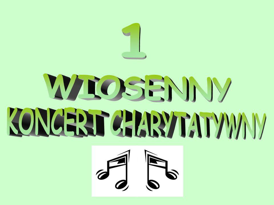 OPIS DZIAŁANIA Zorganizujemy koncert charytatywny na rzecz nieuleczalnie chorego chłopca Kubusia Młyńskiego z Lęborka.