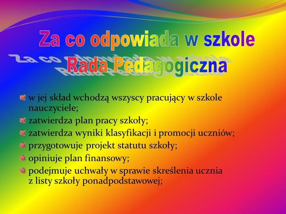 Instytucja rzecznika ma na celu chronić interesy pojedynczych uczniów, jak i uprawnienia całego samorządu uczniowskiego.