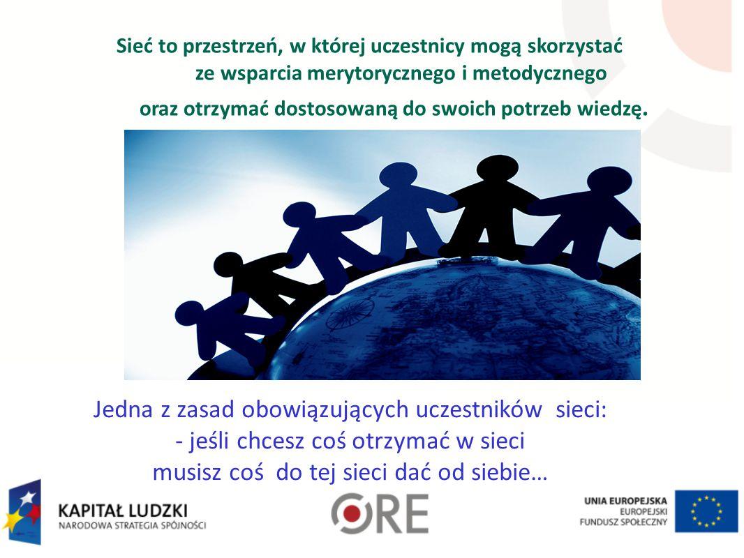 Spotkanie organizacyjne Rozpoznanie zasobów i potrzeb; ustalenie zasad współpracy; integracja grupy.