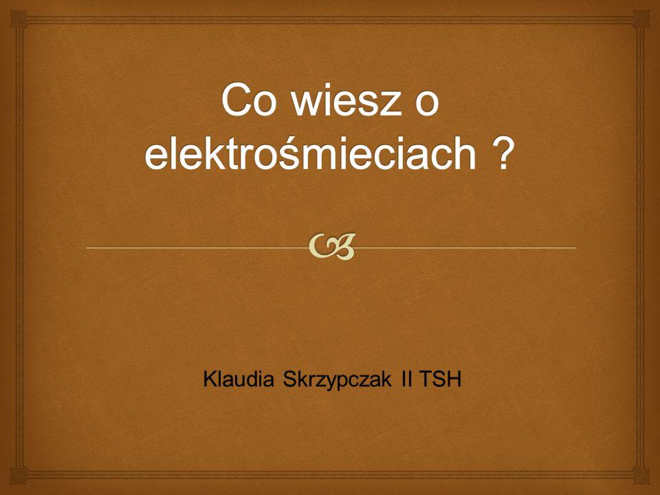 Klaudia Skrzypczak II TSH