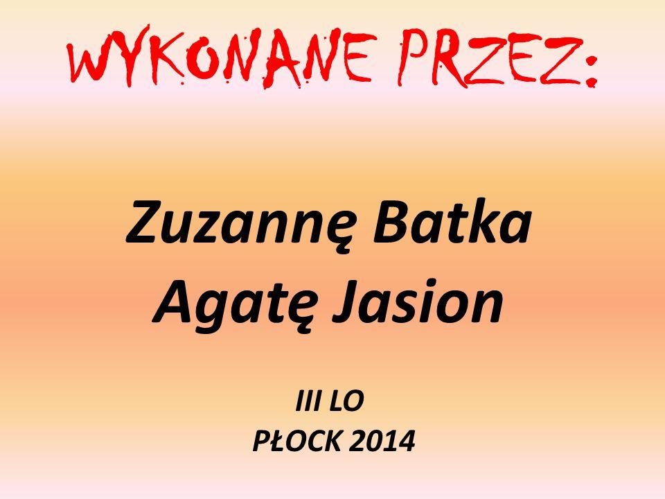 BIBLIOGRAFIA 1)Zdjęcie slajd 1 - polki.pl 2)Zdjęcie slajd 2 - www.radom24.pl 3)Zdjęcie slajd 3 - pl.point.fm 4)Zdjęcie slajd 4 - wformie.wprost.pl 5)Z
