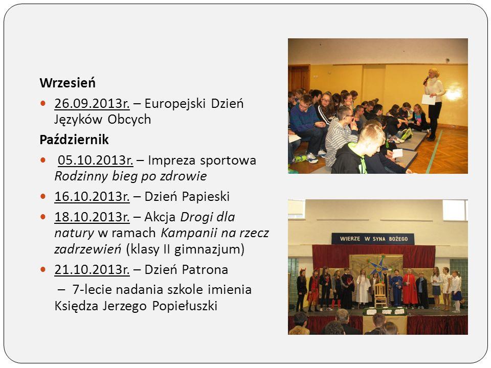 Po raz kolejny, 20 maja 2014 r.zaprezentowaliśmy się w Teatrze Dramatycznym im.