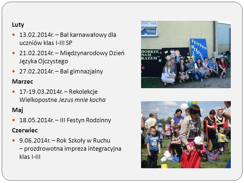 Drużyna uczniów naszego gimnazjum: Aleksandra Matyga, Błażej Muszyński i Dawid Klej, w powiatowym Turnieju BRD w Czarnej Białostockiej zajęła drugie miejsce drużynowo, a Błażej Muszyński wywalczył indywidualnie trzecie miejsce W szkolnym turnieju BRD rozegranym 28.04.2014 r.