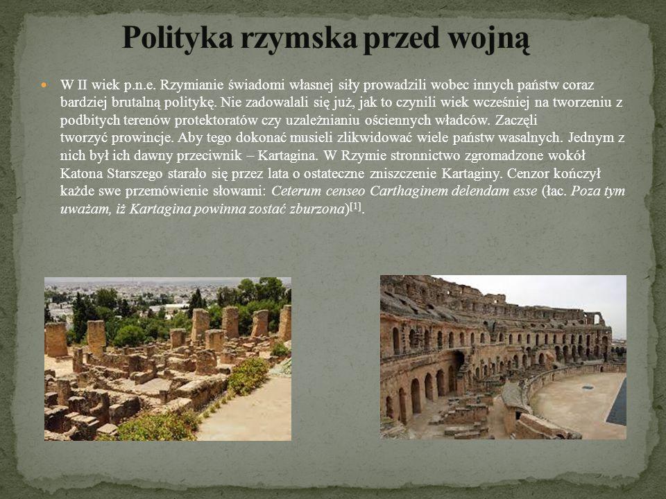 III wojna punicka (149-146 p.n.e.) - ostatnia z wojen punickich toczona pomiędzy Republiką Rzymską a Kartaginą.