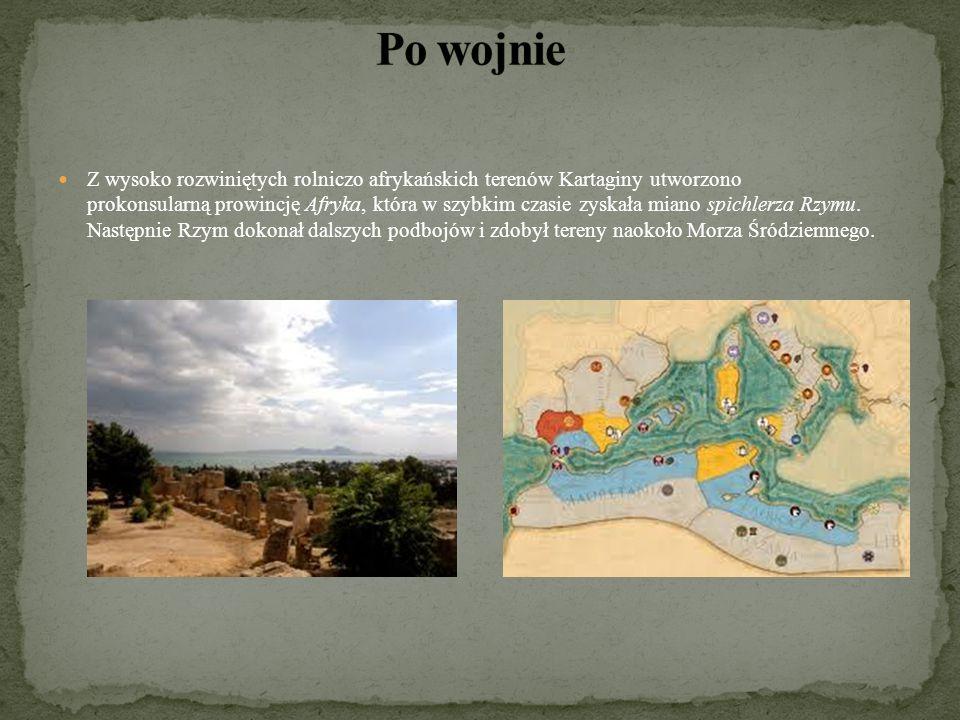 Wiosną 146 roku udało się Rzymianom niespodziewanym wypadem zdobyć port cywilny i wojskowy.