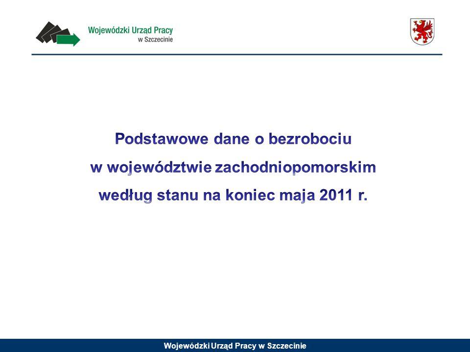 Podstawowe dane o województwie zachodniopomorskim ludność (31 XII 2010 r.) – 1 693,1 tys.