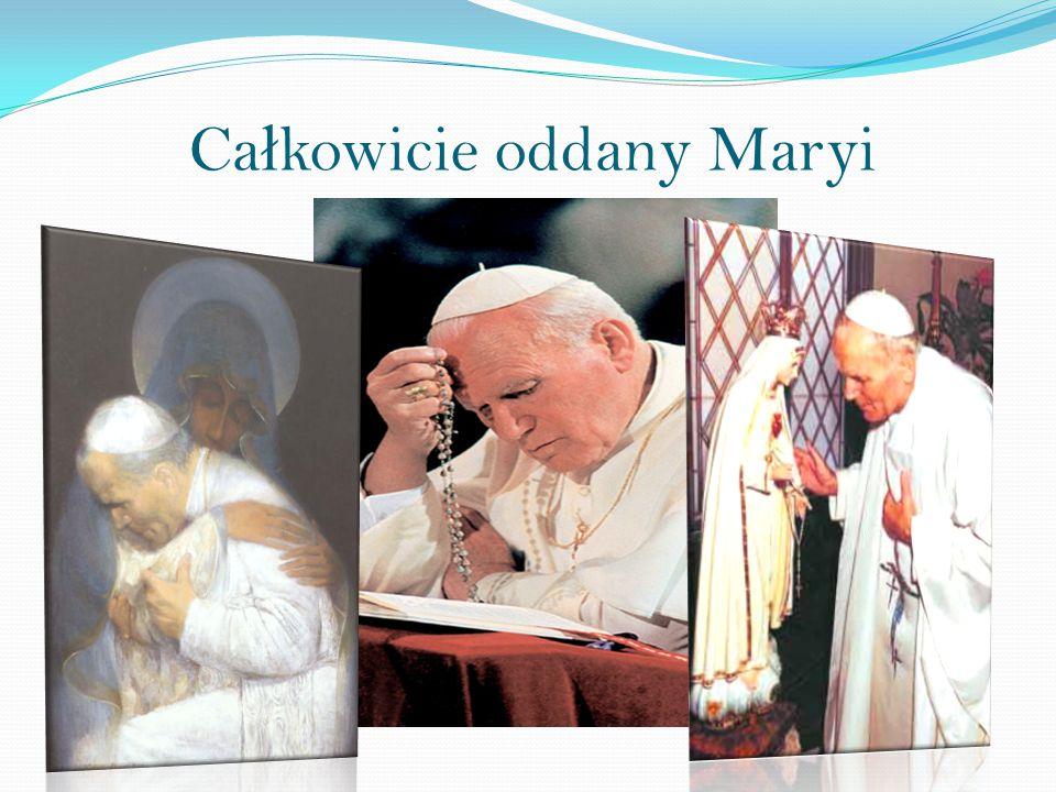 Ca ł kowicie oddany Maryi