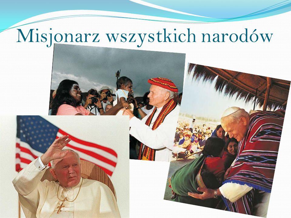 Misjonarz wszystkich narodów