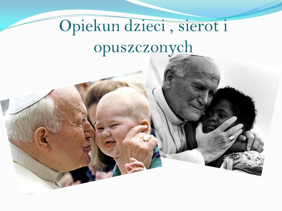 Opiekun dzieci, sierot i opuszczonych