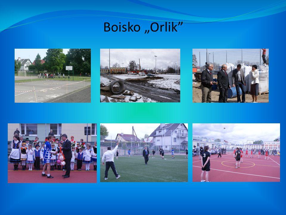"Boisko ""Orlik"""