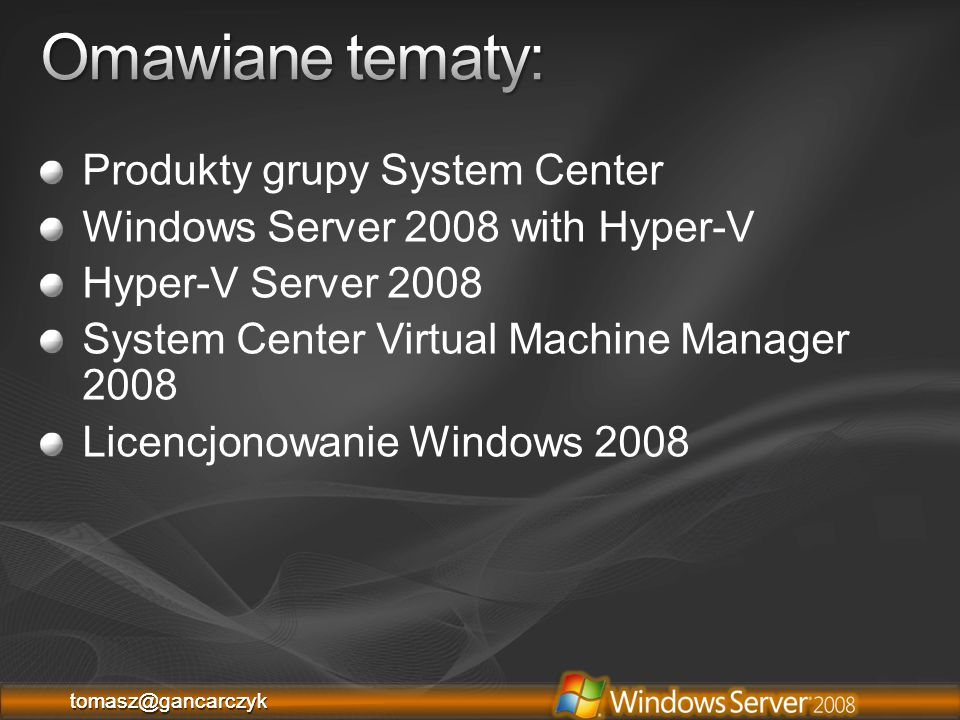 tomasz@gancarczyktomasz@gancarczyk Wirtualizacja systemów to usługa, jaką świadczy pojedynczy system dla innych systemów operacyjnych- gości, które zajmują większą część wykorzystania zasobów sprzętowych systemu macierzystego, zapewniając przy tym większą produktywność i możliwości, w ramach kilku systemów wirtualnych.