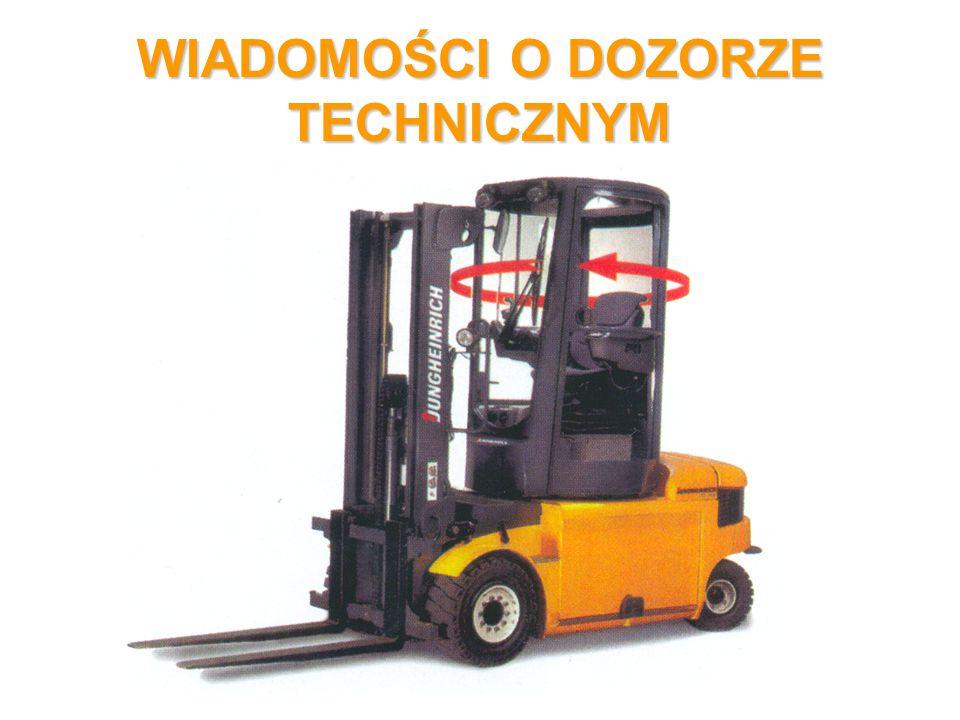 Jeżeli dla urządzenia technicznego nie ma ustalonych warunków technicznych dozoru technicznego, urządzenie to może być projektowane, wytwarzane, naprawiane lub modernizowane na podstawie warunków technicznych ustalonych z organem właściwej jednostki dozoru technicznego (art.8.6.).