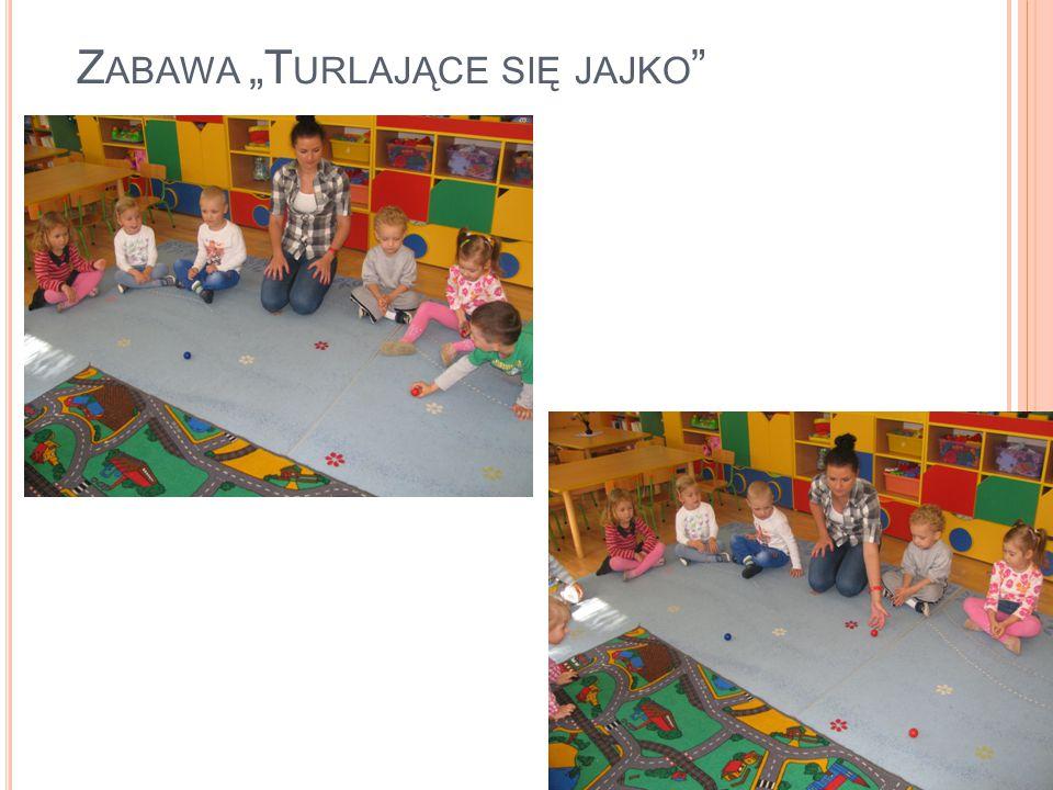 "Z ABAWA ""T URLAJĄCE SIĘ JAJKO"