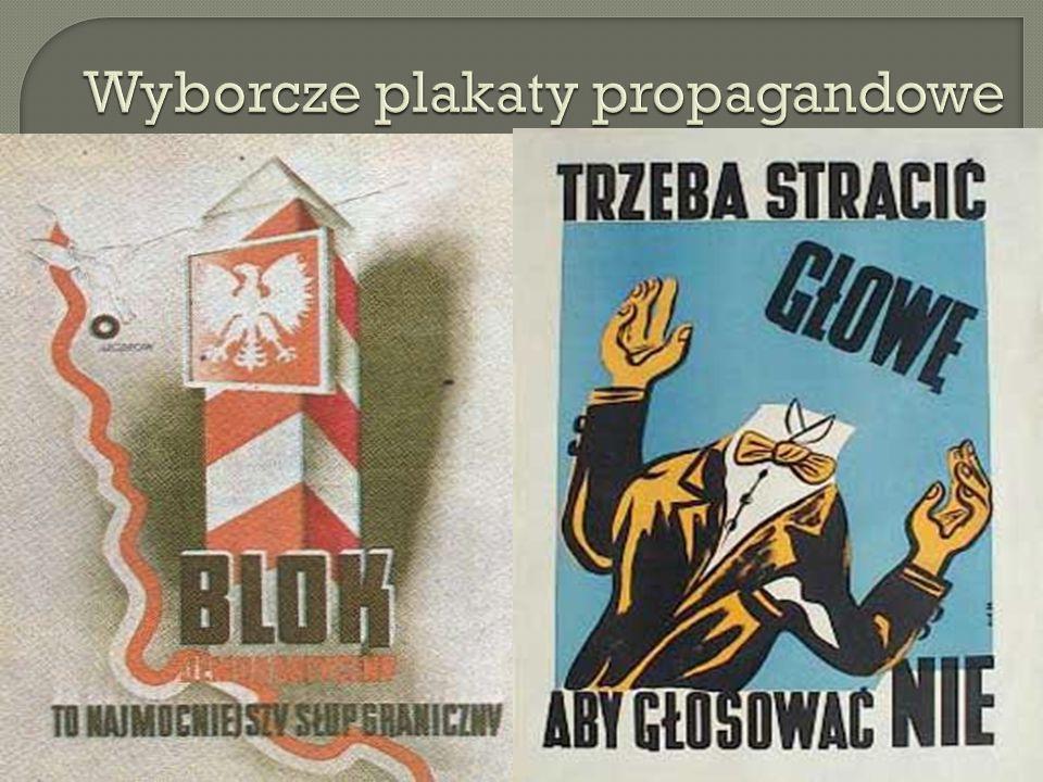  Wed ł ug ideologii komunistycznej praca uszlachetnia ł a naród.