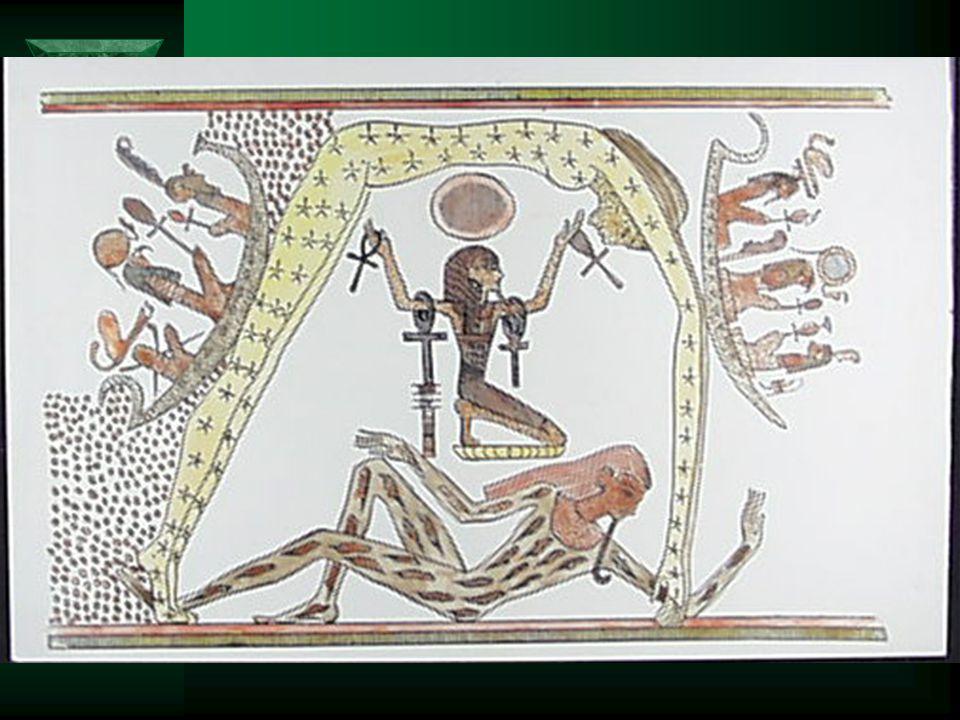 Mezopotamia i Syro-Palestyna  męske i żeńskie: An i Ki (niebo i ziemia) Tiamat i Apsu (wody słone i słodkie)  Marduk, Aszur, El  przemoc i gwałt - inercja materii  coraz więcej cech osobowych  Stwórca a bóstwo przyrody  władza – bóstwa ostatniej generacji