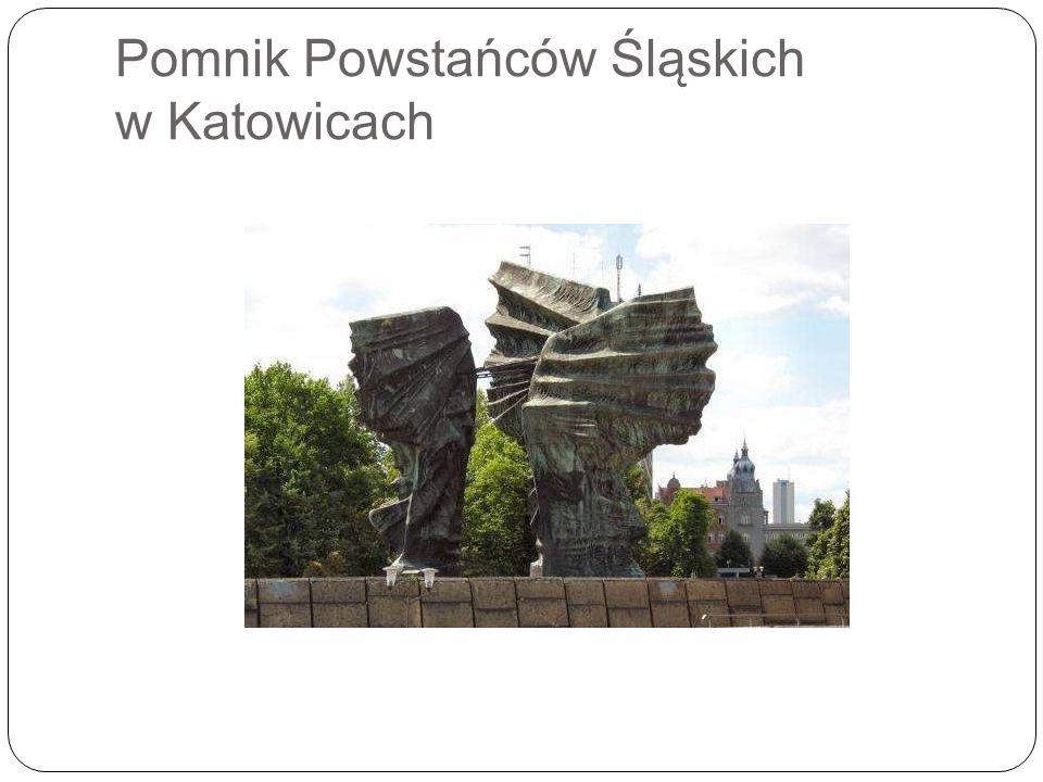 Pomnik Powstańców Śląskich w Katowicach