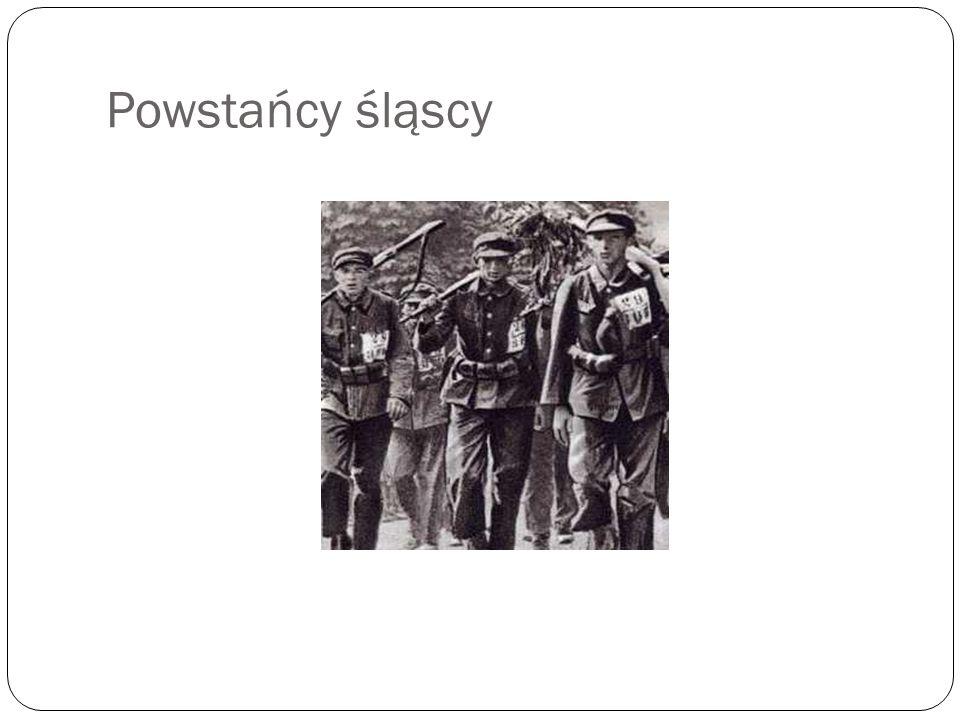 Powstańcy śląscy