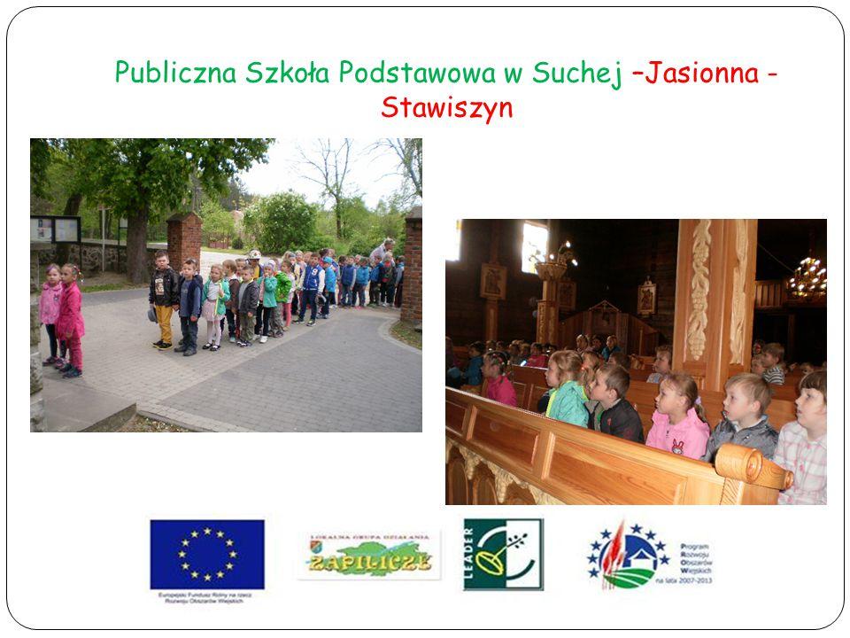 Publiczna Szkoła Podstawowa w Suchej –Jasionna - Stawiszyn