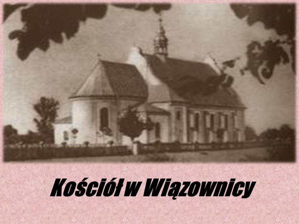 Kościół w Wiązownicy