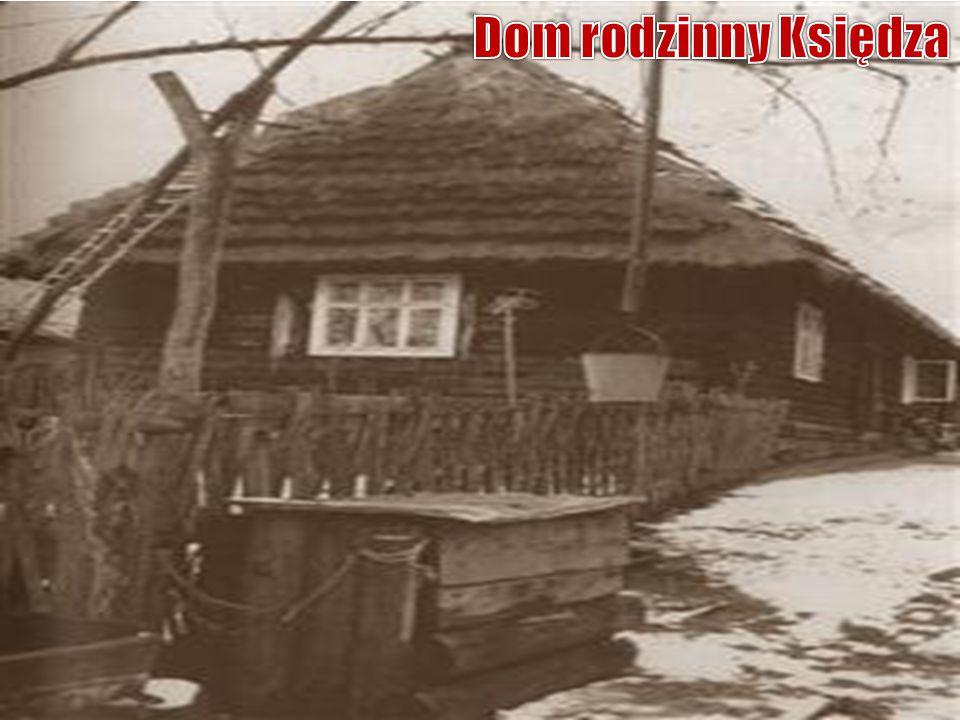 Ś wiadectwo maturalne uzyska ł 12 wrze ś nia 1915 r.