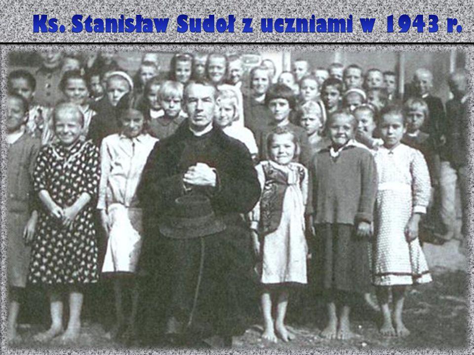 W latach 1926-1932 ks.