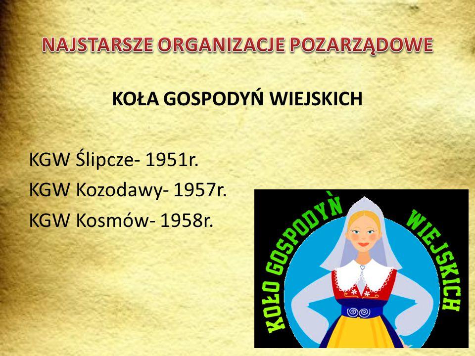 OCHOTNICZE STRAŻE POŻARNE OSP w Nowosiółkach- 1924 r.