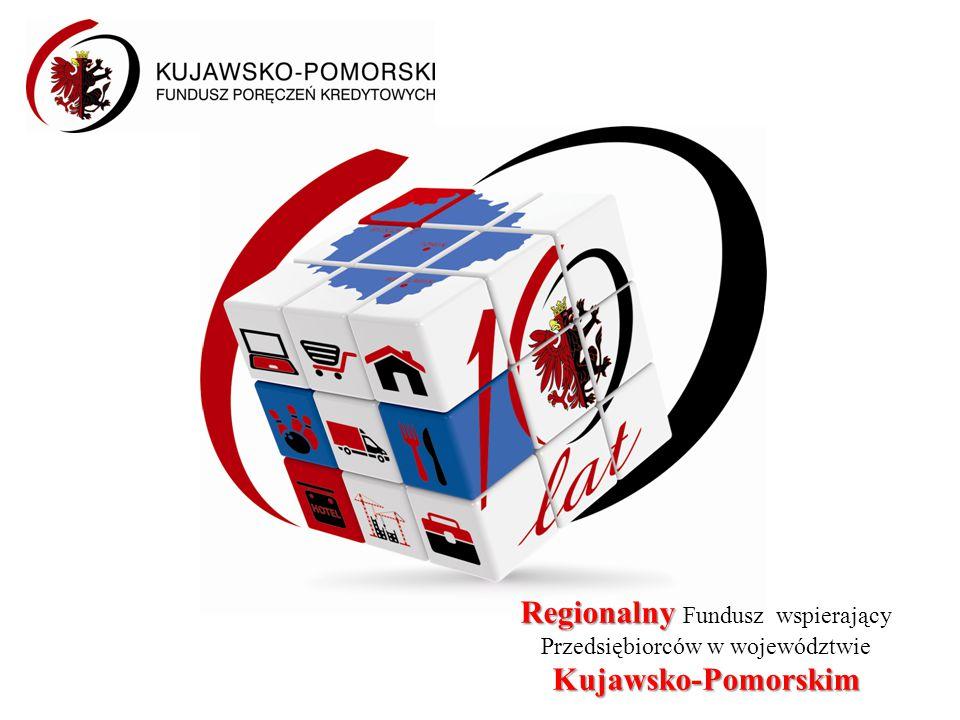 Regionalny Kujawsko-Pomorskim Regionalny Fundusz wspierający Przedsiębiorców w województwie Kujawsko-Pomorskim
