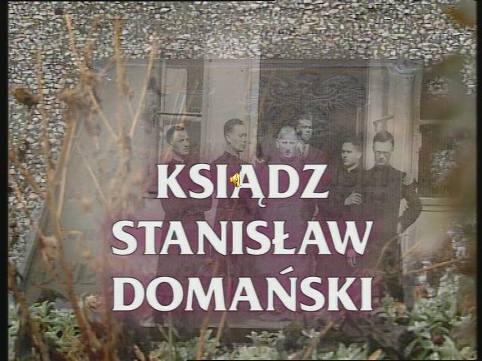 …Pogrzeb ks.Stanisława Domańskiego odbył się 13 marca 1946 r.