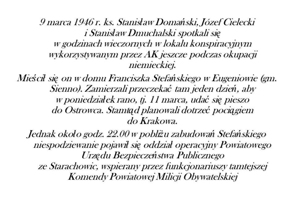 9 marca 1946 r. ks.