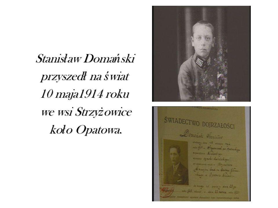 11 czerwca przyj ął sakrament kap ł a ń stwa z r ą k ówczesnego biskupa diecezji sandomierskiej Jana Kantego Lorka.