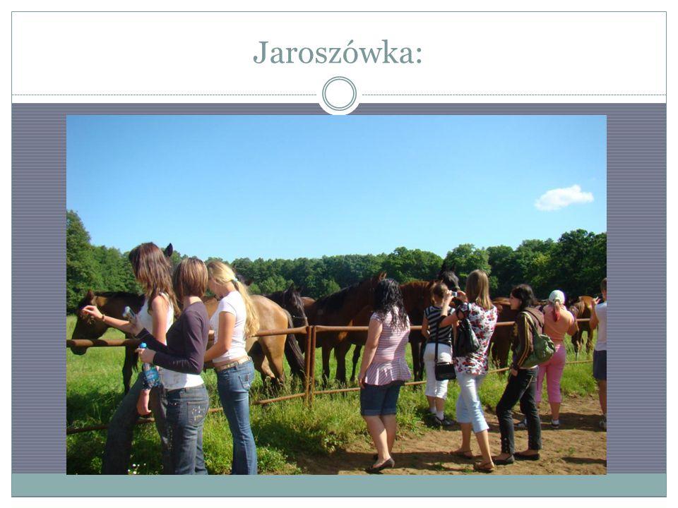 Jaroszówka: