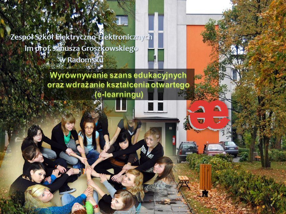 Zespół Szkół Elektryczno-Elektronicznych im prof. Janusza Groszkowskiego w Radomsku