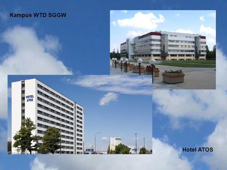 Kampus WTD SGGW Hotel ATOS