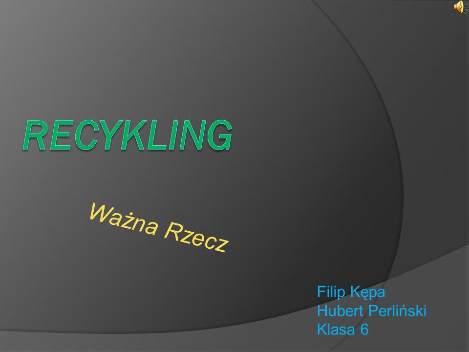 Logo Recyklingu